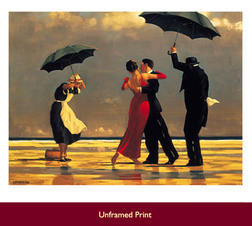 jack vettriano the singing butler painting and print by. Black Bedroom Furniture Sets. Home Design Ideas