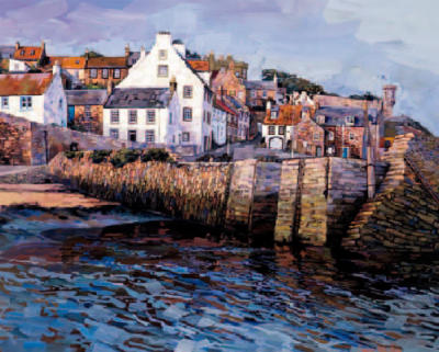 Fife Paintings And Prints Of Fife Crail Anstruther