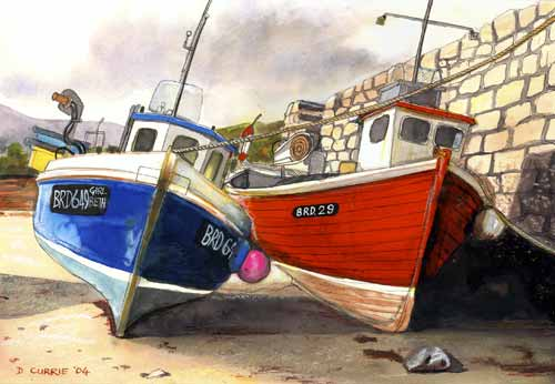 Broadford Boats