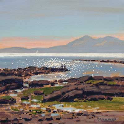 Evening Seamill