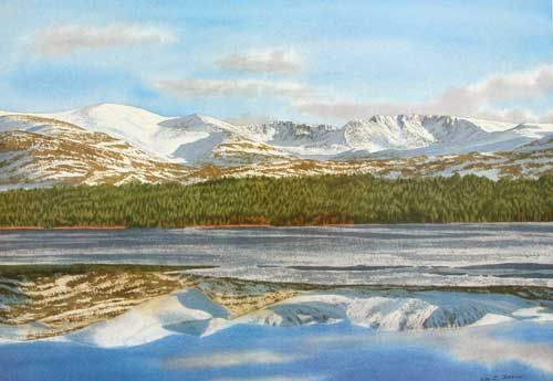 Cairngorm and the Northern Corries