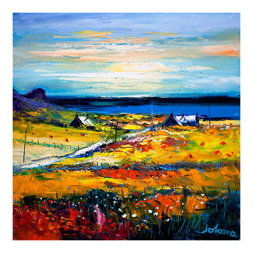 Autumn Light, Kilchattan, Colonsay