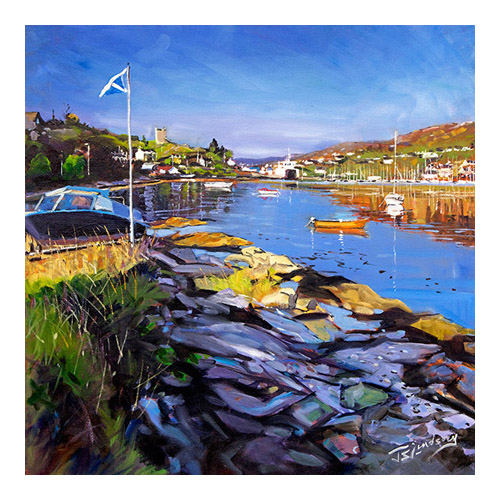 Morning Glory, Tarbert